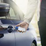 Das Auto mit dem iPhone öffnen