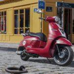 125er-Motorroller mit dem Autoführerschein fahren