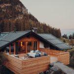 Private Terrasse: Neue Suiten auf der Schlossanger Alp