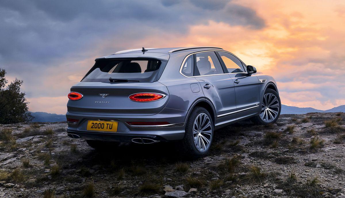 Der neue Bentley Bentayga