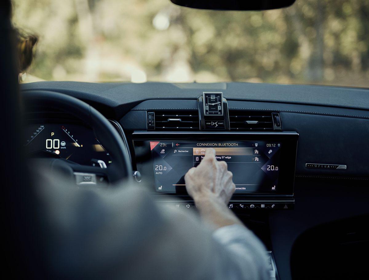 BRM Chronographes in Modellen von DS Automobiles