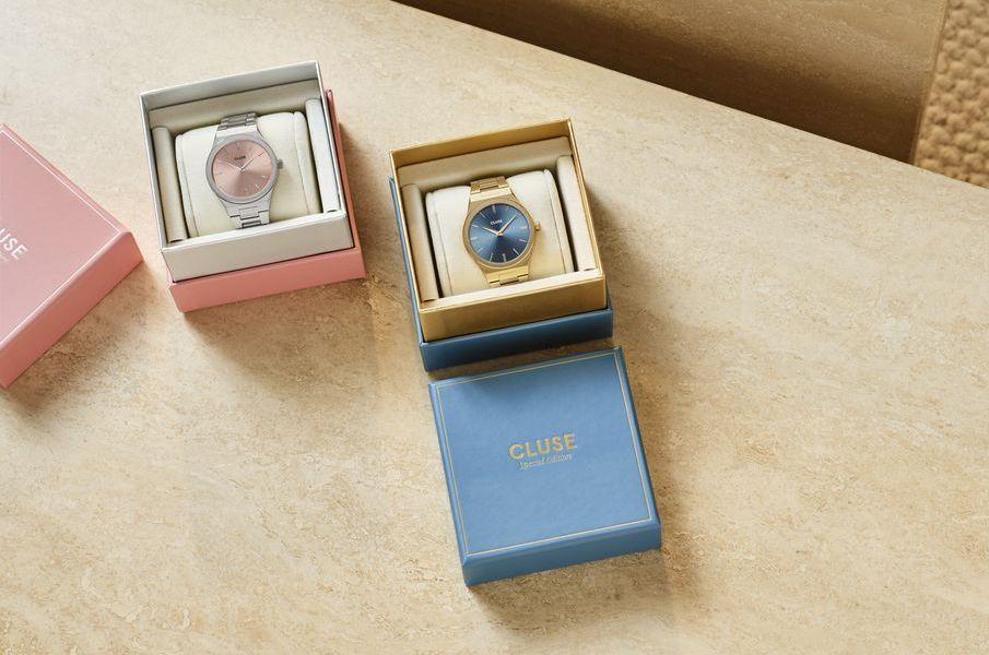 Cluse x Ankat, Vigoureux-Uhren, Anna Maria Damm und Katharina Damm