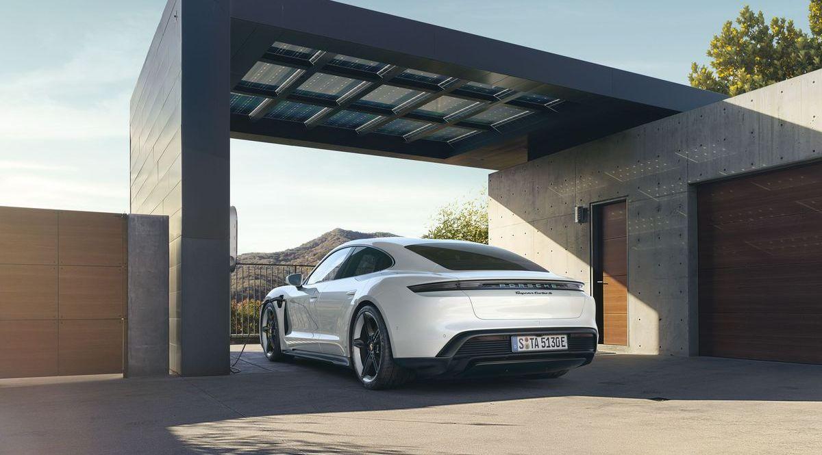Wegweisende Neuerungen beim Porsche Taycan