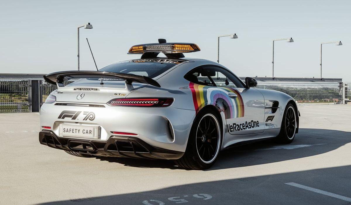 Mercedes-AMG GT R Safety Car (2020)