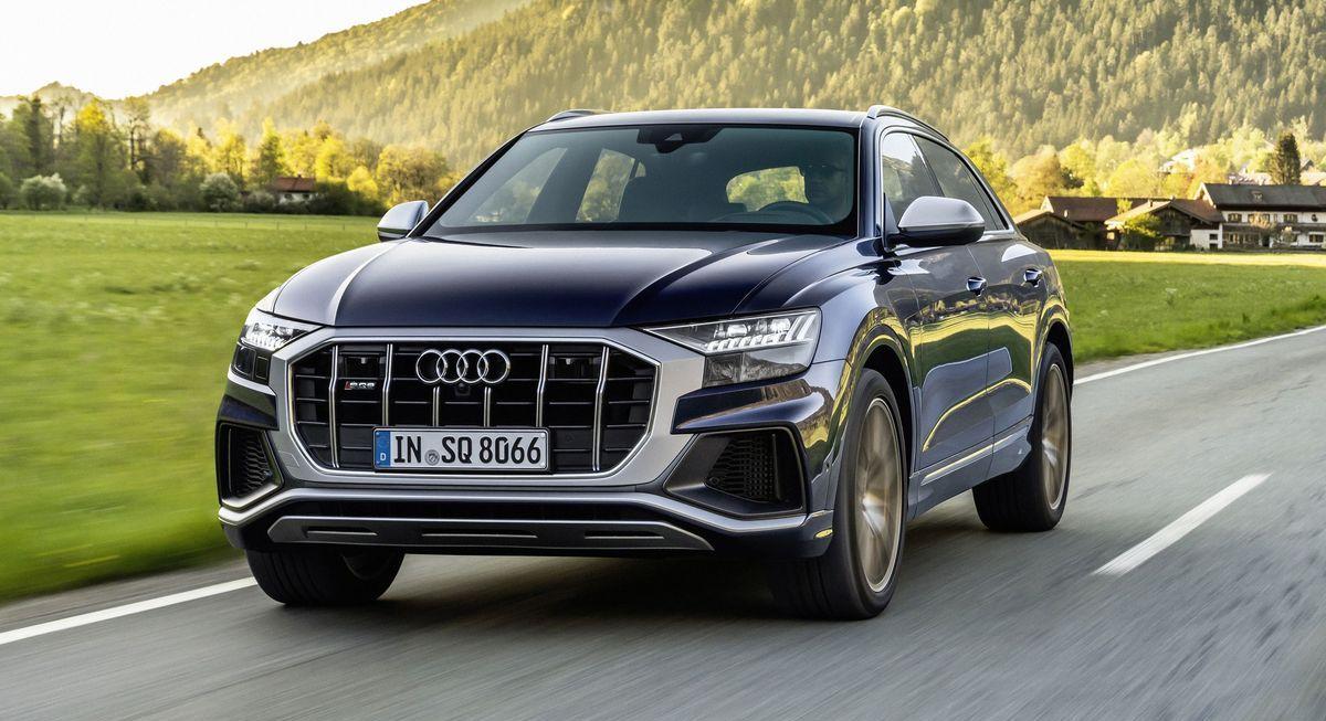 Audi SQ8 (2020)