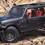 Jeep Rubicon 392 Concept: Ein V8 in der Offroad-Ikone