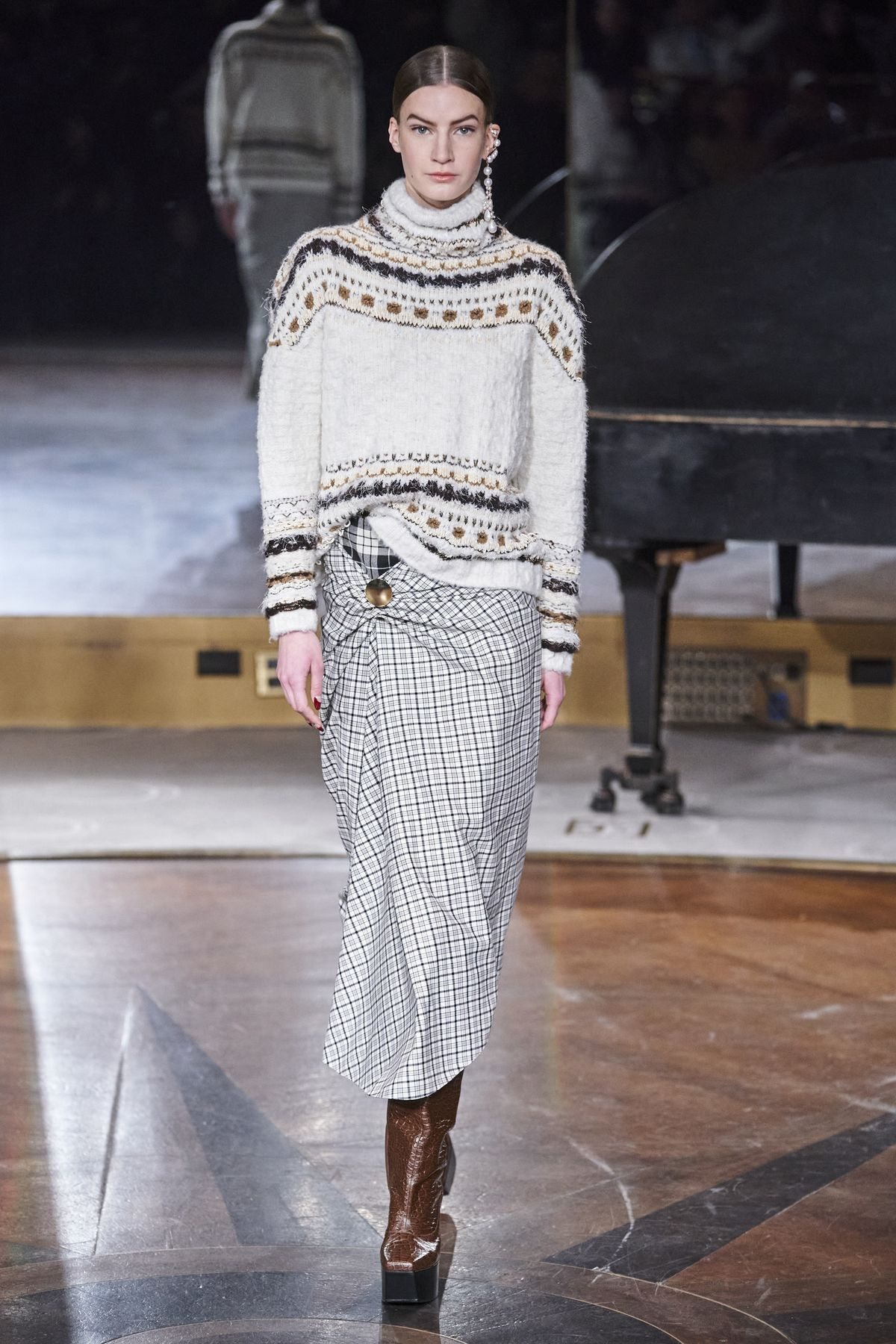 New York, Ready-to-Wear, Herbst/Winter 2020/21 (ddp images)