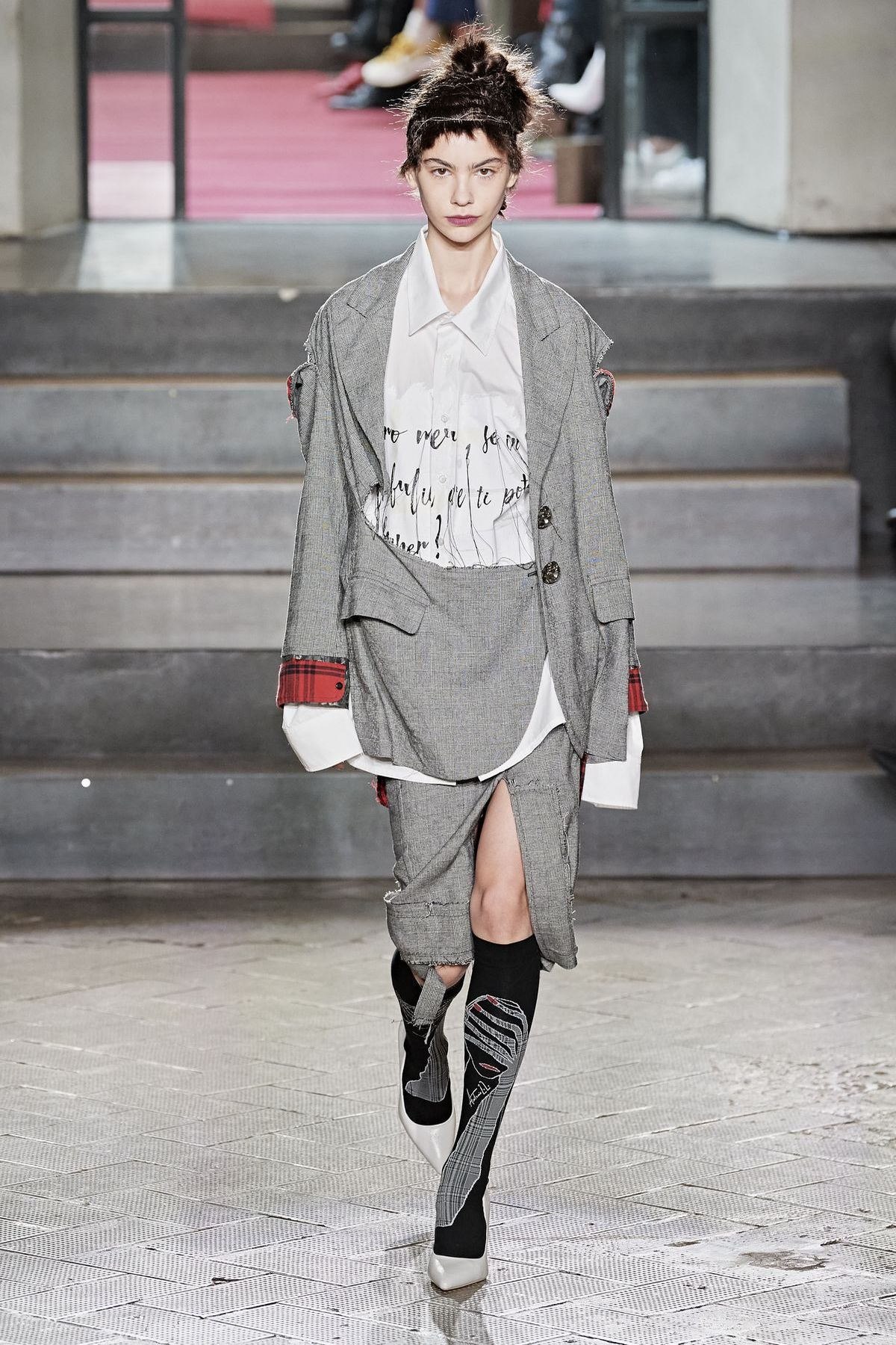 Mailand, Ready-to-Wear, Herbst/Winter 2020/21 (ddp images)