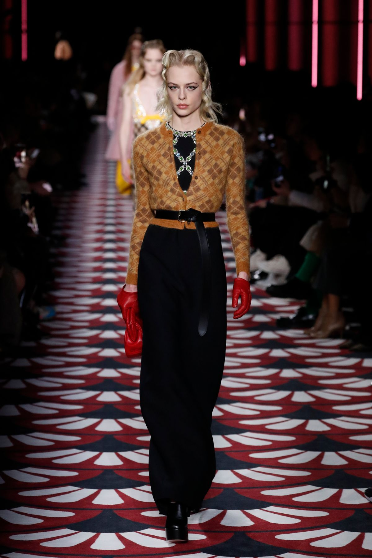 Paris, Ready-to-Wear, Herbst/Winter 2020/21 (ddp images)