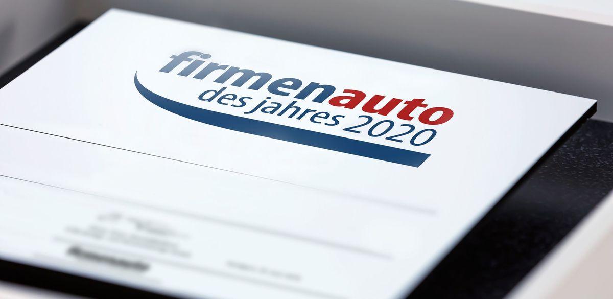Firmenautos des Jahres 2020