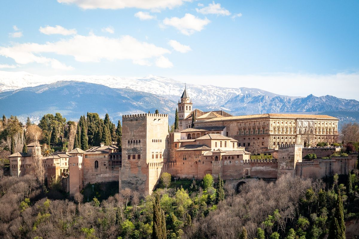 Granada: Das weiße Dorf Montefrío