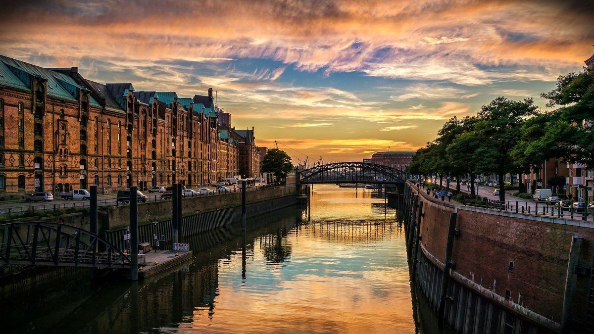 Hamburg - Deutschlands grünste Stadt?