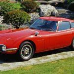 Toyota 2000 GT: Japans erster Supersportwagen