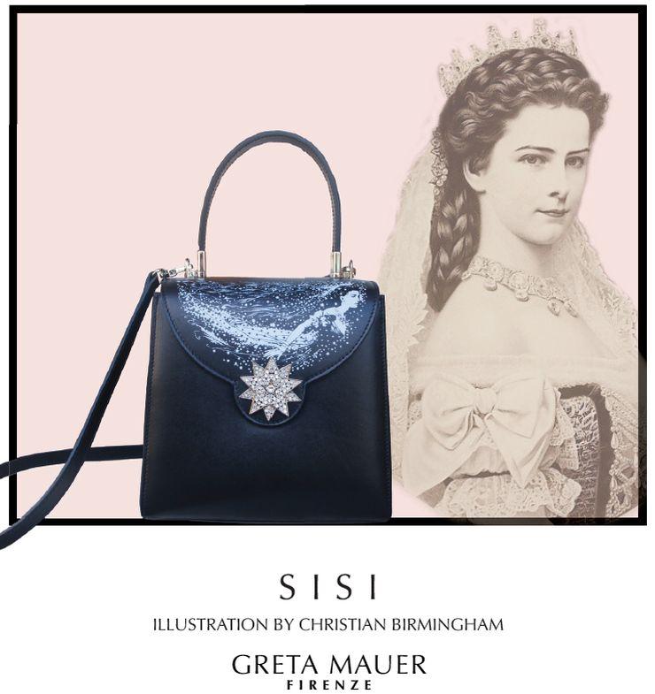 Greta Mauer: Die Sissi-Tasche - eine Hommage an die Kaiserin