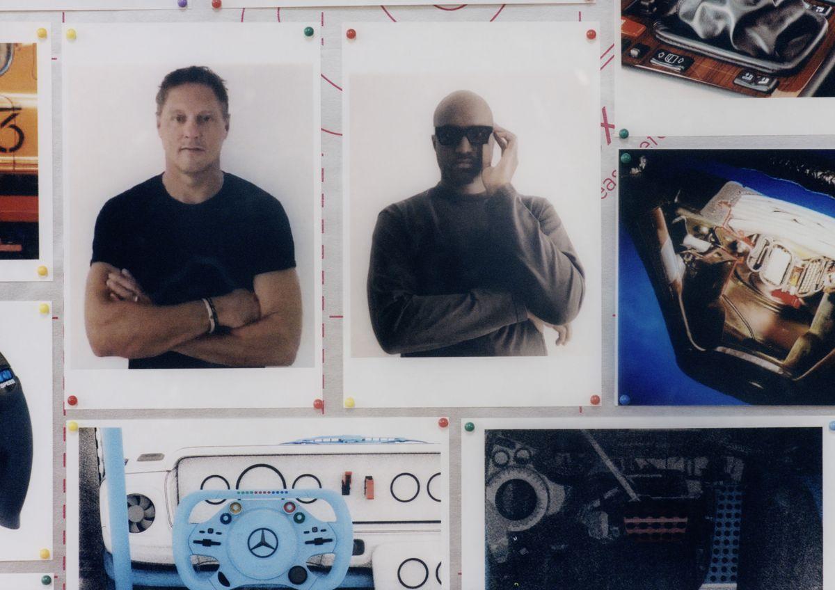 Project Geländewagen von Mercedes-Benz und Virgil Abloh