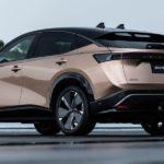 Nissan Ariya: Elektro-Crossover als Start einer Modelloffensive