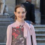 Natalia Vodianova steht auf Handtaschen von Launer London