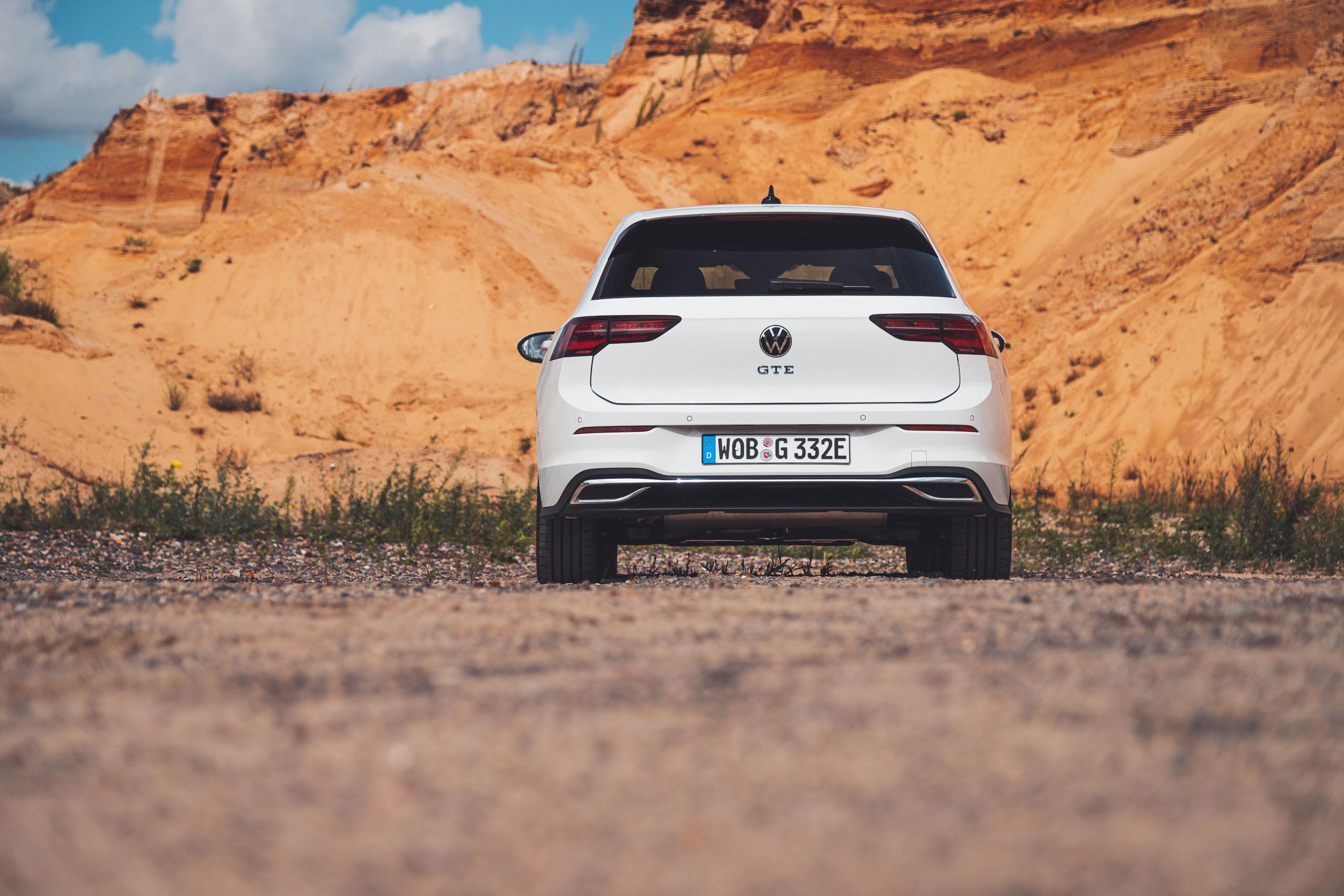 VW Golf 8 GTE