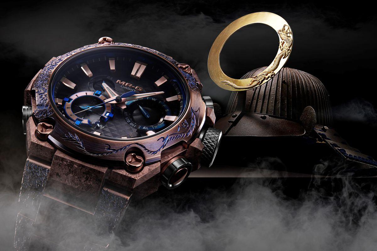 G-Shock MRG-B2000SH: 7.400,- Euro