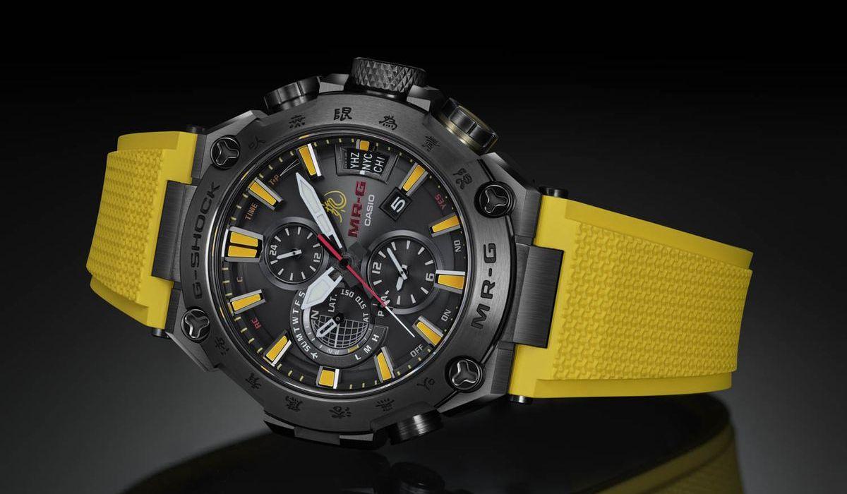 G-Shock MRG-G2000BL: 3.700,- Euro