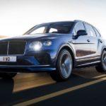 Der Luxus-Bentley mit zwölf Zylindern kommt nicht zu uns