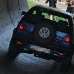 VW Golf Country: Begehrter Klassiker auf hohen Beinen