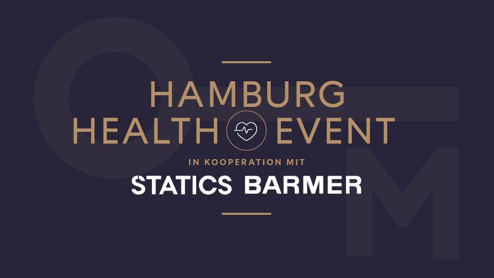 Memberslounge Hamburg Health Event in Kooperation mit Statics Barmer