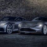 Keine Zeit zu sterben: Sondermodelle von Aston Martin