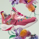 Timberland x Liberty London: Floraler Lady-Style
