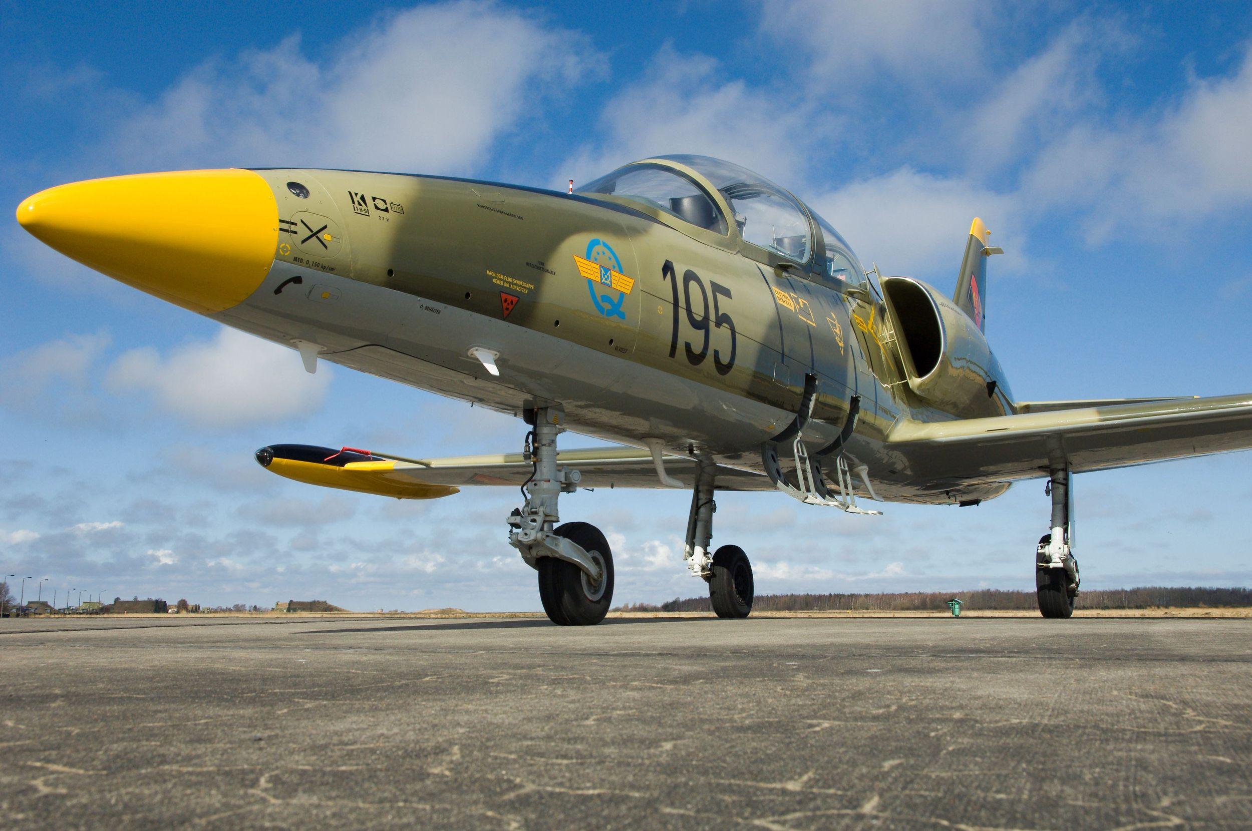MiGFlug: L-39 Albatros