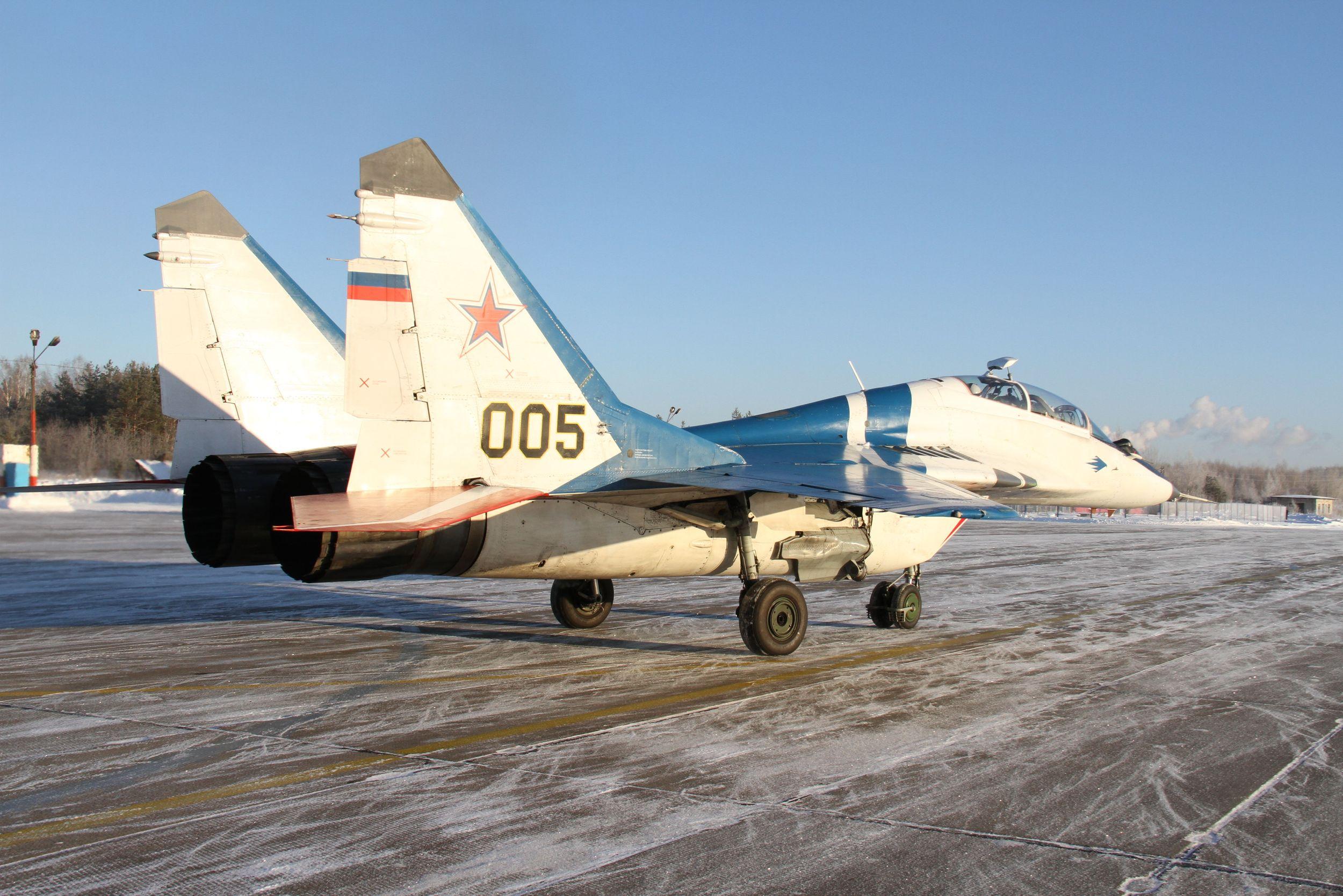 MiGFlug: MiG-29