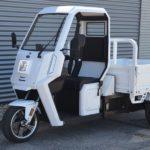 Elektro-Pritschenwagen – der Eyecatcher für Ihr Gewerbe