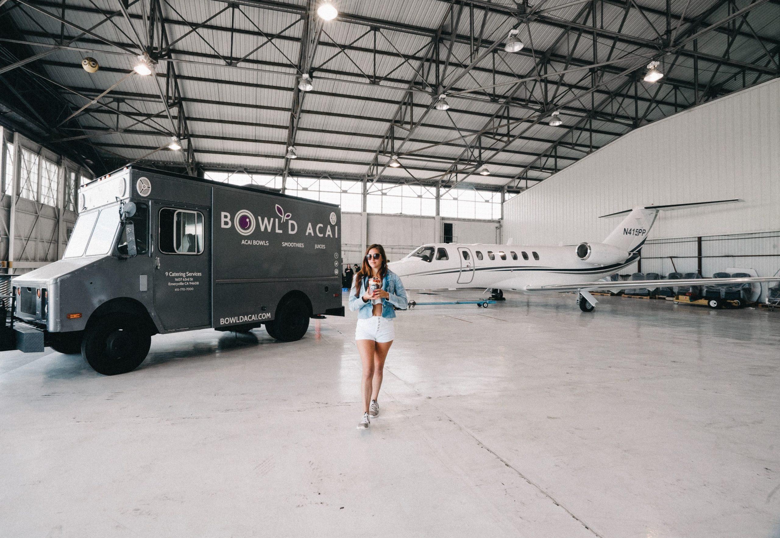 Reisen im Privatjet werden zum Trend
