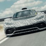 Testrunden: Mehr als 1.000 PS im Daimler-Hybrid