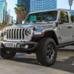 Neues Umweltmodell des Jeep Wrangler