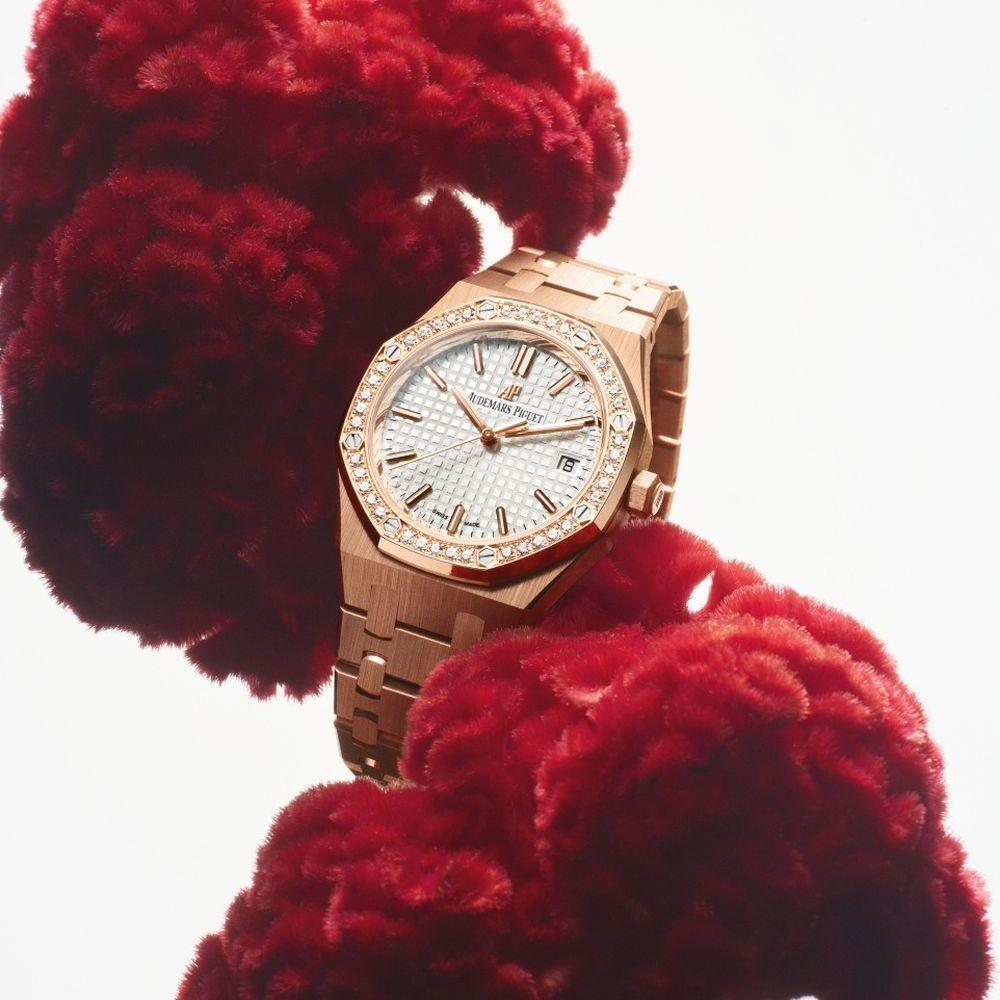 Haute Horlogerie trifft Haute Couture