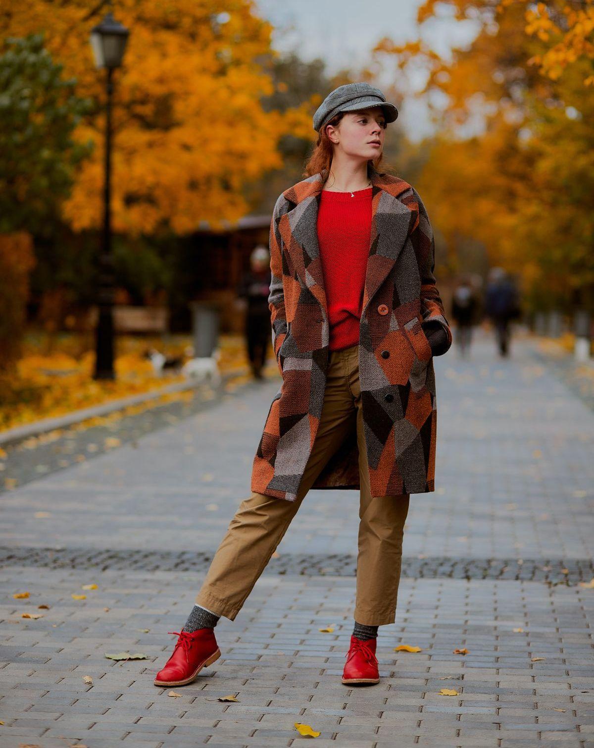 Die Trendfarben für Herbst und Winter