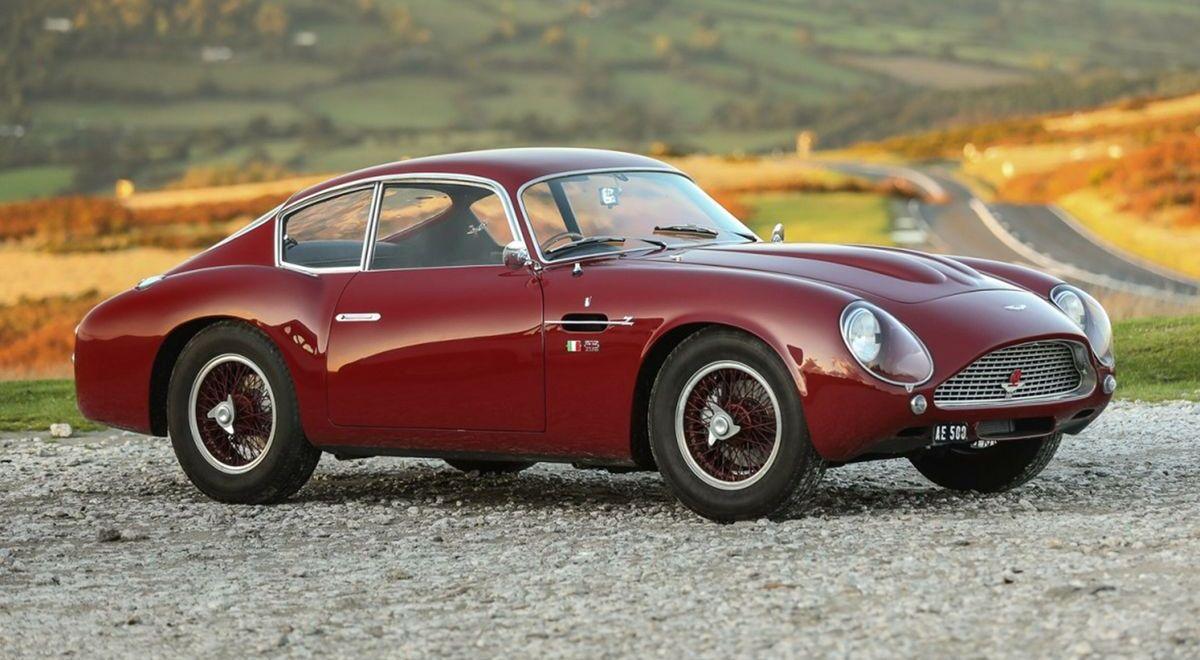 Aston Martin DB 4 GT Zagato (1961)