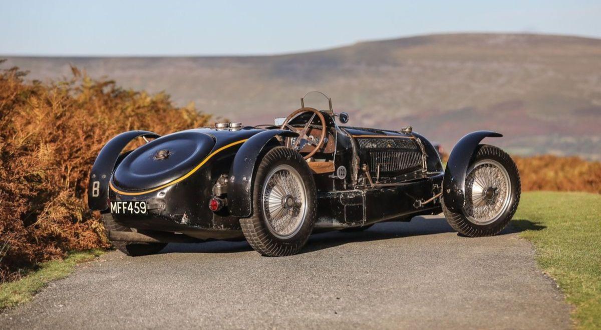 Bugatti Typ 59 (1934)
