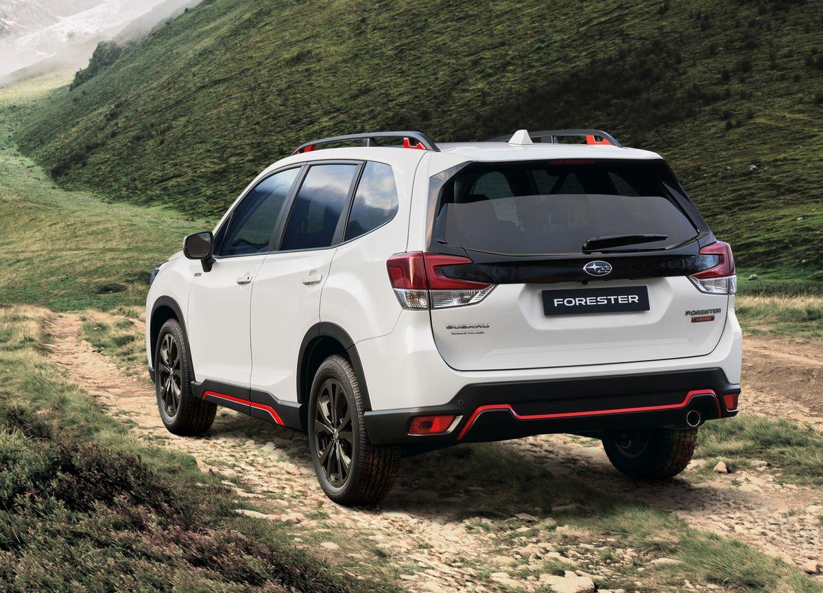 Subaru Forester Edition Sport 40