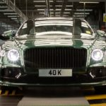 Bentley feiert den Flying Spur