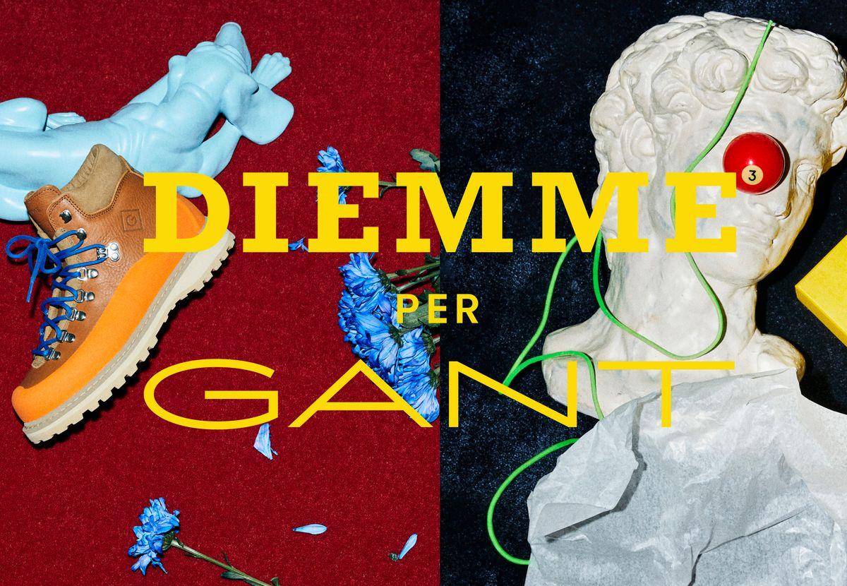 Diemme per Gant