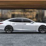 Oberklasse: Lexus LS bekommt Verfeinerung