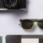 Retro-Frames für die Nase