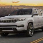Jeep Grand Wagoneer: Moderner Nachfolger