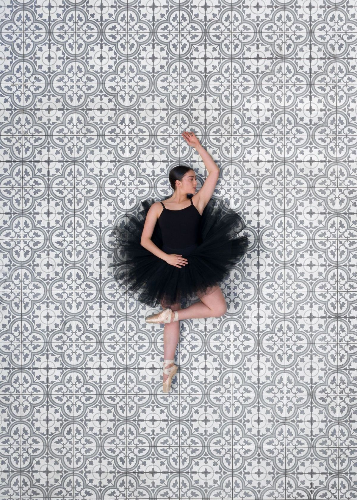 Ballerine de l'air: Brad Walls, Montana Rubin