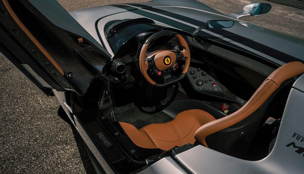 Ferrari Monza SP1 by Novitec