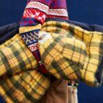 Winter-Styles wie in den frühen Anfängen