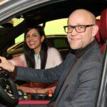 Das Opening von Jaguar Land Rover am Ku'damm