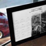 Pagani bringt einen Kalender für 2021 heraus